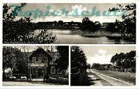 """AK Fredersdorf-Vogelsdorf b.Berlin,Neu-Vogelsdorf Gasthaus""""Zum Krummen See""""24/08"""