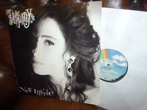 "Tiffany, New Inside, German MCA 9031-72311-1 LP, 12"" 1990"
