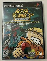 Codename  Kids Next Door   Operation: V.I.D.E.O.G.A.M.E   Sony PlayStation 2