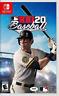 RBI Baseball 2020  Nintendo Switch Usa version