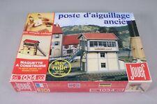 Jouef1034 Maquette Montee Poste D'aiguillage ancien Lusigny 1