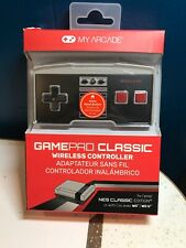 My Arcade GamePad Classic Wireless Controller for Nintendo NES Classic Edition
