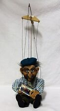 "Loutky Czech Handmade Marionette ""Dekorace CERNY-J"""