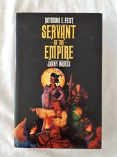 Servant of the Empire by Raymond E. Feist and Janny Wurts - 1990 -1st Edn HC/DJ