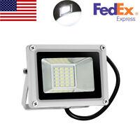 20W Cool White LED Flood Light Outdoor Security Work Lamp Spot Floodlight DC12V