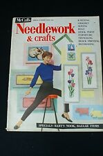 McCalls Needlework & Crafts Magazine VTG 1950's Spring Summer 1958 Baby Bazaar