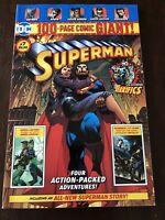 "Superman #7 Walmart Exclusive 100 Page Giant Controversial Lois ""Death""DC Comics"