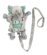Playette 2 in 1 Harness Buddy Elephant - keep child safe and close