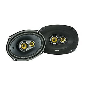 Kicker Audio CS 6 x 9 Inch Coaxial Speakers 46CSC6934 ( Pair )