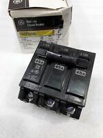 THQB32045 GENERAL ELECTRIC 3 POLE 45 AMP 240V CIRCUIT BREAKER NEW