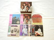 Raspberries Eric Carmen JAPAN 6 titles Mini LP SHM-CD PROMO BOX SET
