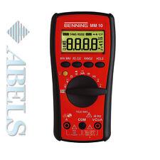 Digital Multimeter Benning MM 10 MM10 CAT IV 044079 *NEU*