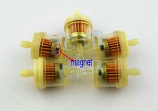 "5pcs BMW Motorcycle Clear Inline GAS Carburetor Fuel Filter 1/4"" 6-7mm MOTOR Y5"