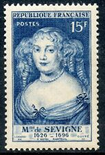 STAMP / TIMBRE FRANCE  LUXE ** N° 874 MADAME DE SEVIGNE