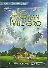 EL GRAN MILAGRO  DVD NTSC REGION 1& 4-COLECCION DE VALORES-