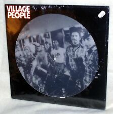 Village People:  [Picture Disc-  New - Unopened]