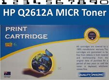 Troy Enabled HP Q2612A Micr Toner for use in HP LJ 1010/1012/1015/1020/1022/3015