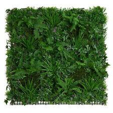 ARTIFICIAL PLANT VERTICAL GARDEN FAKE WALL SCREEN 1Sqm - S10