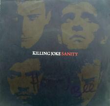 "7"" 1986 KULT & RARE IN MINT- ! KILLING JOKE : Sanity"