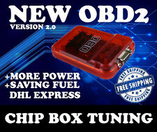 OBD2 Chiptuning Ford Mondeo Turnier IV 2.0 145PS Benzin Tuning Chip Box Ver.2