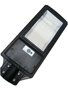 New 2020, USA 150W Solar Street Light 936 LED,90000 LM Dusk-to-Dawn  PIR+Remote