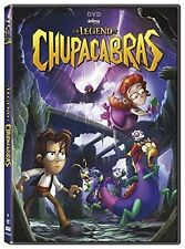 La Leyenda del Chupacabras (DVD, 2017) ANIMATION NOW SHIPPING !