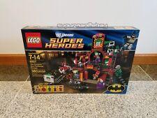 LEGO 6857 Batman The Dynamic Duo Funhouse Escape MINT NEW SEALED NISB - RETIRED