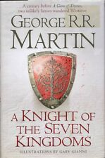 A Knight of the Seven Kingdoms by George RR Martin  HC Fantasy Game of Thrones