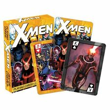 NIP Playing Cards * X-Men * Marvel Comics Sealed Wolverine Cyclops Colossus Game