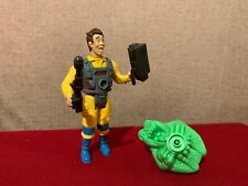 SCREAMING HEROES VENKMAN The Real Ghostbusters Figure COMPLETE RARE Kenner VGC