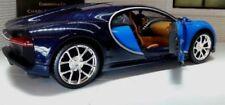 Voitures, camions et fourgons miniatures gris pour Bugatti