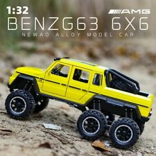 1:32 Mercedes-Benz AMG G63 6x6 Off-road Vehicle Model Car Alloy Diecast Toy Gift