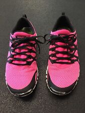 Pre owned Nike Women's FREE 3.0 V3 Hot pink/black size 9.5