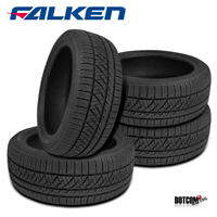4 X New Falken Ziex ZE960 A/S 255/40R18XL Tires