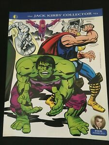 JACK KIRBY COLLECTOR #63 F+ Condition