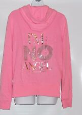 "Victoria's Secret Supermodel Essentials ""I'm No Angel"" Bling Hoodie Small (S)"