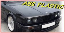 BMW E30  EYEBROWS HEADLIGHT BROWS ABS PLASTIC NEW TUNING TRIMS