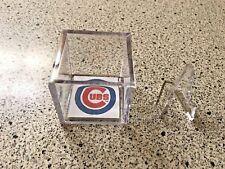 Chicago Cubs World Series Championship MLB Baseball Ring Custom Display Case