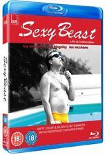 Sexy Beast [Blu-ray] [DVD][Region 2]