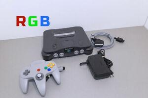 Console Nintendo 64 NTSC RGB (Etim Board with Deblur option) - N64