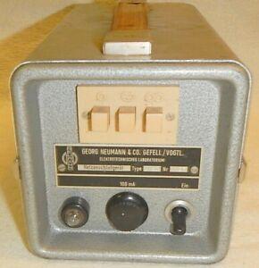 UN57 Neumann Gefell Netzgerät zu Röhrenmikrofon z.B. UM57  Mikrofon Netzteil