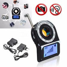 CC309 GPS GSM WIFI G3 G4 SMS RF SPY BUG DETECTOR LASER CAMERA LENS FINDER @UK