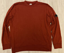 C.p Company 3XL XXXL Lens Goggle Crew Neck Jumper Sweater Sweatshirt Big & Tall