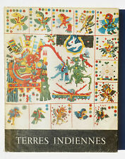 Livre Photo EO Terres Indiennes La Guilde du Livre Lausanne 1955 Max Pol Fouchet