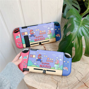 classi Cartoon Mario Dockable Thin Tpu Case Cover for Nintendo Switch lite shell