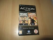 PSP Limited Edition Action Pack pal