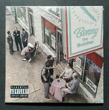 Benny The Butcher - Butcher On Steroids CD (Sealed) Griselda Records GxFR OG