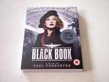 Black Book - Black Label Blu-ray   Zwartboek Paul Verhoeven 101 Films   NEW