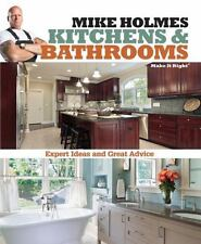 Mike Holmes Kitchens & Bathrooms (Make It Right), Holmes, Mike