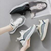 New Women Casual Athletic Running Jogging Shoes Walking Sneakers Sports Shoes